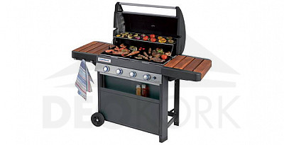 CAMPING Gasgrill 4 Series Classic WLD