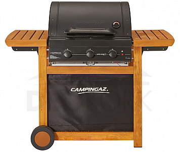 CAMPINGAZ Gasgrill ADELAIDE 3 WOODY L